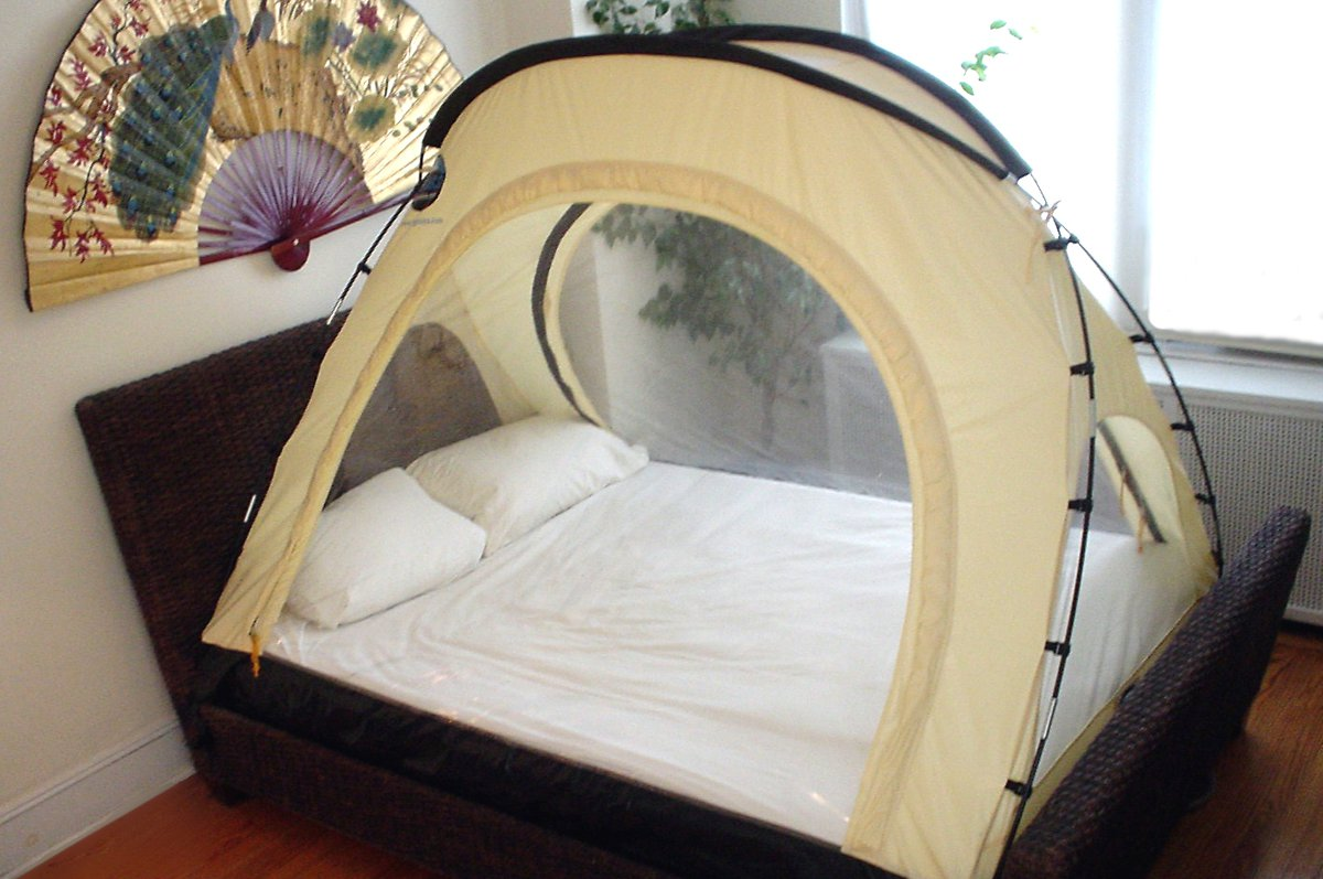 gold-portable-queen-size-tent